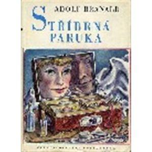 Stříbrná paruka - Adolf Branald