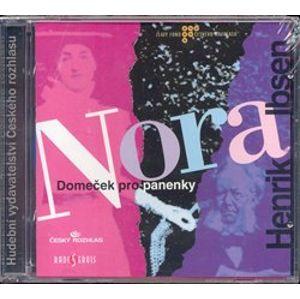 Nora (Domeček pro panenky), CD - Henrik Ibsen