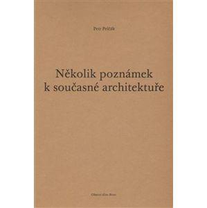 Několik poznámek k současné architektuře - Petr Pelčák