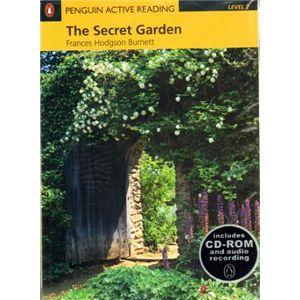 The Secret Garden + CD Pack - Frances Hodgson Burnett