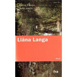 Sešit antén - Liána Langa