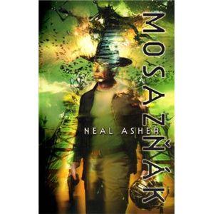 Mosazňák. Brass Man - Neal Asher