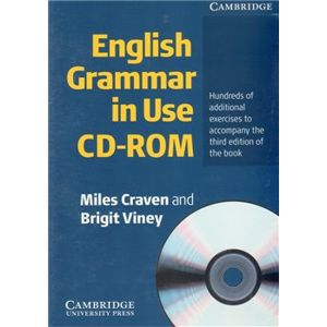 English Grammar in Use 3rd Edition - Miles Graven, Brigit Viney (1xCD-ROM)