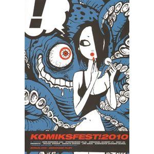 KomiksFest! 2010 + DVD