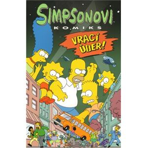 Simpsonovi vrací úder! - Mary Trainor, Lona Williams, Bill Morrison, Matt Groening
