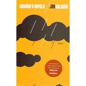 Romány a novely. Dílo JB - svazek II. (Boží lano, Černý beran, Kudy šel anděl, Zeptej se táty) - Jan Balabán