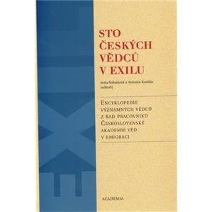 Sto českých vědců v exilu - Soňa Štrbáňová, Antonín Kostlán