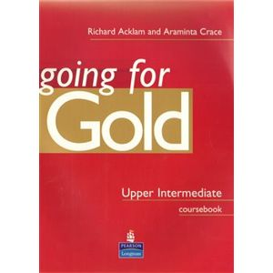 Going for Gold UPP-INT CB - Richard Acklam, Sally Burgess, Araminta Crace