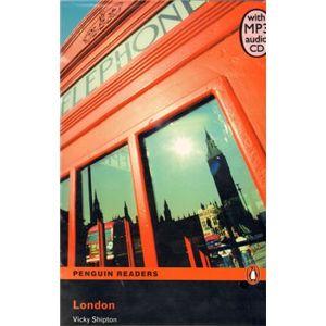 London Book + audio pack - Vicky Shipton
