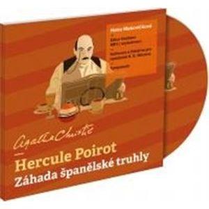 Hercule Poirot, CD - Záhada španělské truhly, CD - Agatha Christie