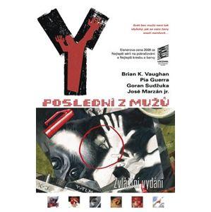 Zvláštní vydání. Y: Poslední z mužů 7 - Pia Guerra, Brian K. Vaughan