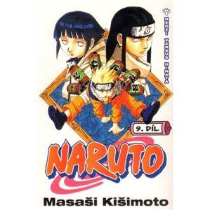 Naruto 9: Nedži versus Hinata - Masaši Kišimoto