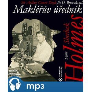 Sherlock Holmes - Makléřův úředník, mp3 - Arthur Conan Doyle