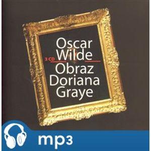 Obraz Doriana Graye, mp3 - Oscar Wilde