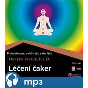 Léčení čaker, mp3 - Doreen Virtue