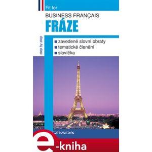 Business français - Fráze. ustálené slovní obraty, tématické členění, slovíčka e-kniha