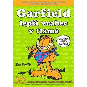 Garfield 38: Lepší vrabec v tlamě - Jim Davis