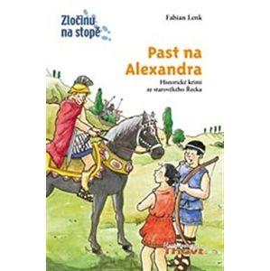 Past na Alexandra. Historické krimi ze starověkého Řecka - Fabian Lenk