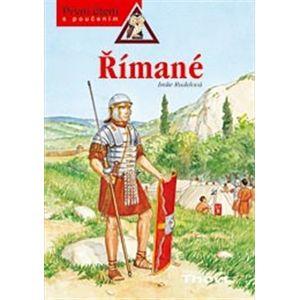 Římané. První čtení s poučením - Inke Rudelová