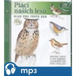 Ptáci našich lesů, mp3