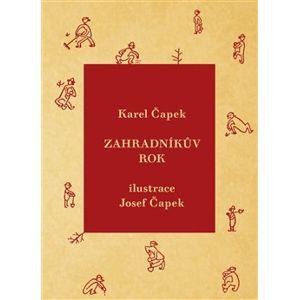 Zahradníkův rok. Kniha + 2 CD - Karel Čapek