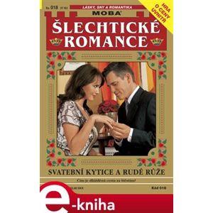 Svatební kytice a rudé růže - Daniela Sandow e-kniha