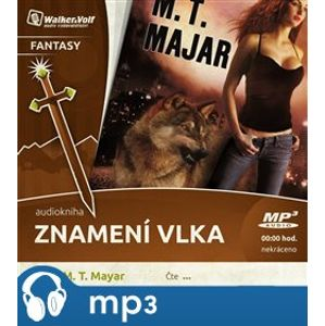 Znamení vlka, mp3 - M. T. Majar