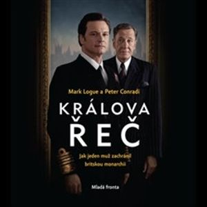 Králova řeč, CD - Mark Logue, Peter Conradi