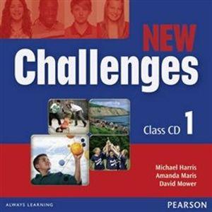 New Challenges 1 Class CDs - Amanda Maris