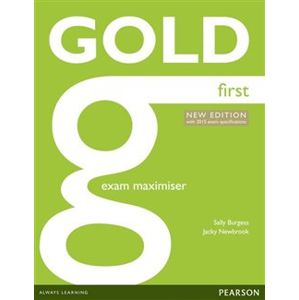 Gold First Exam Maximiser with online audio (without key). 2015 Exams Edition - Jacky Newbrook, Sally Burgess