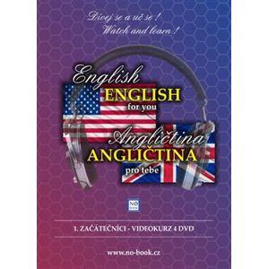 Angličtina pro tebe: 1. začátečníci. Videokurz 4