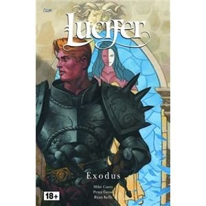 Exodus. Lucifer 7 - Mike Carey