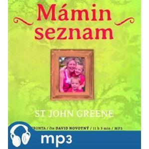 Mámin seznam, mp3 - St John Greene
