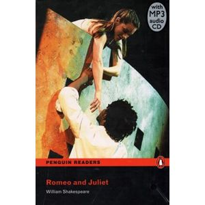 Romeo and Juliet + MP3. Penguin Readers Level 3 Pre-intermediate - William Shakespeare