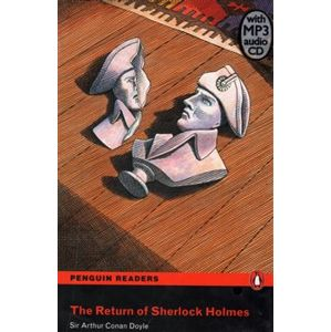 Return of Sherlock Holmes + MP3. Penguin Readers Level 3 Pre-intermediate - Arthur Conan Doyle