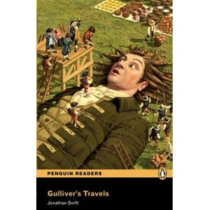 Gulliver´s Travels. Penguin Readers Level 2 Elementary - Jonathan Swift