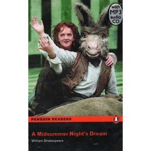 Midsummer Night´s Dream + MP3. Penguin Readers Level 3 - William Shakespeare