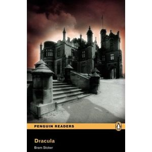 Dracula + MP3. Penguin Readers Level 3 Pre-intermediate - Bram Stoker