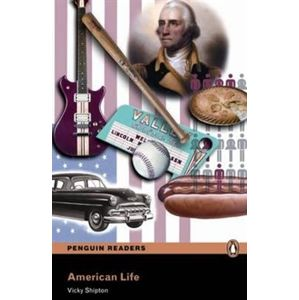 American Life + MP3. Penguin Readers Level 2 Elementary - Vicky Shipton