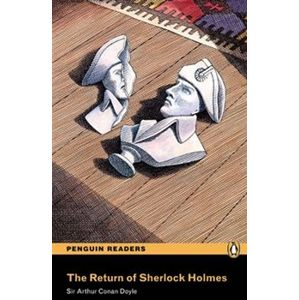 The Return of Sherlock Holmes. Penguin Readers Level 3 - Arthur Conan Doyle