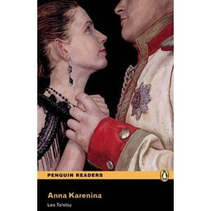 Anna Karenina. Penguin Readers Level 6 Advanced - Lev Nikolajevič Tolstoj