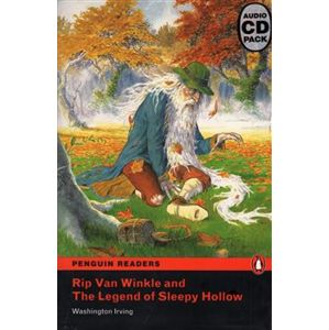Rip Van Winkle & The Legend of Sleepy Hollow Book + CD Pack. Penguin Readers Level 1 Beginner - Washington Irving