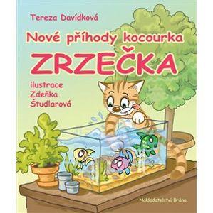 Nové příhody kocourka Zrzečka - Tereza Davídková