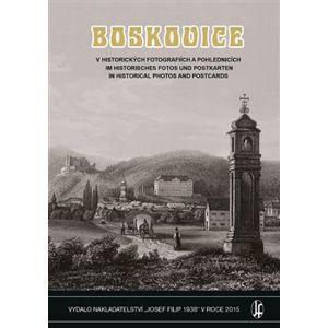 Boskovice v historických fotografiích a pohlednicích - Vladimír Filip