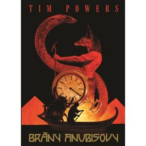 Brány Anubisovy - Tim Powers
