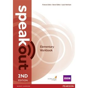 Speakout 2nd Edition Elementary Workbook without Key - Louis Harrison, Frances Eales, Steve Oakes