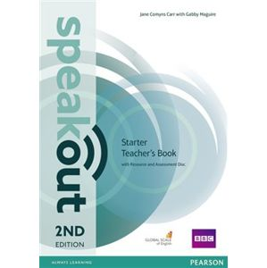 Speakout 2nd Edition Starter Teacher's Guide with Resource Disc - Gabby Maguire, Jane Comyns-Carr