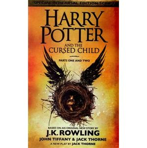 Harry Potter and the Cursed Child (8) - Parts I & II (hardcover) - Joanne K. Rowlingová, Jack Thorne, John Tiffany