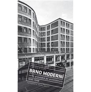 Brno moderní. Velký průvodce po architektuře 1890–1948 - Renata Vrabelová, Petra Svobodová, Vladimír Šlapeta