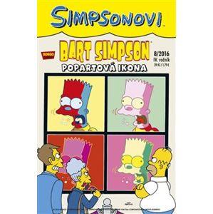 Bart Simpson 8/2016: Popartová ikona - Matt Groening